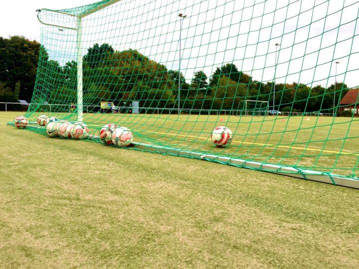 FC Gütersloh lädt zum Fußball spielen ein